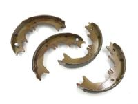 Toyota Land Cruiser 3.0TD - KZJ78 Import   (1993-04/1996)  - Parking / Handbrake Shoe Set (4)